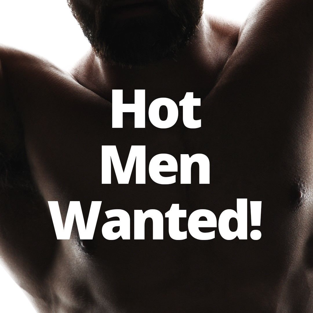 Image for HOT MEN WANTED!