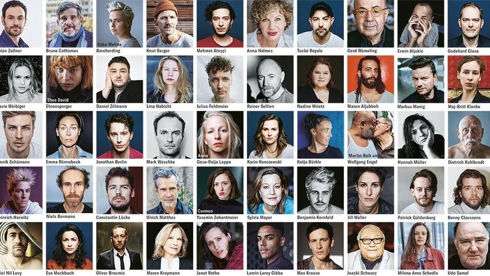 Image for Deutscher Schauspielpreis geht an #ActOut