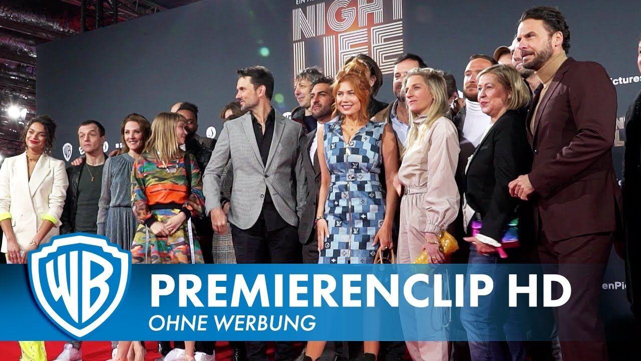 Image for NIGHTLIFE - Premierenclip Deutsch HD German (2020)