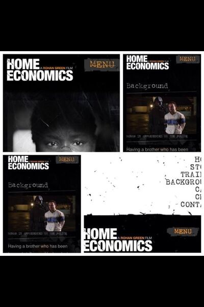 © Home economics by multi award winning director