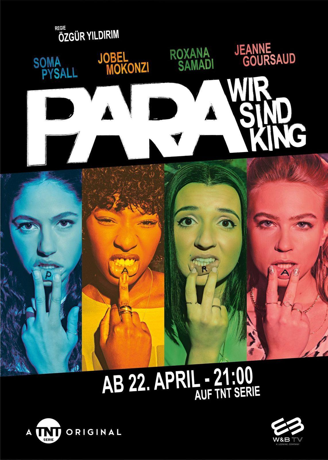 Image for Para - Wir sind King | Sendungen | TNT Serie ab 22.4.