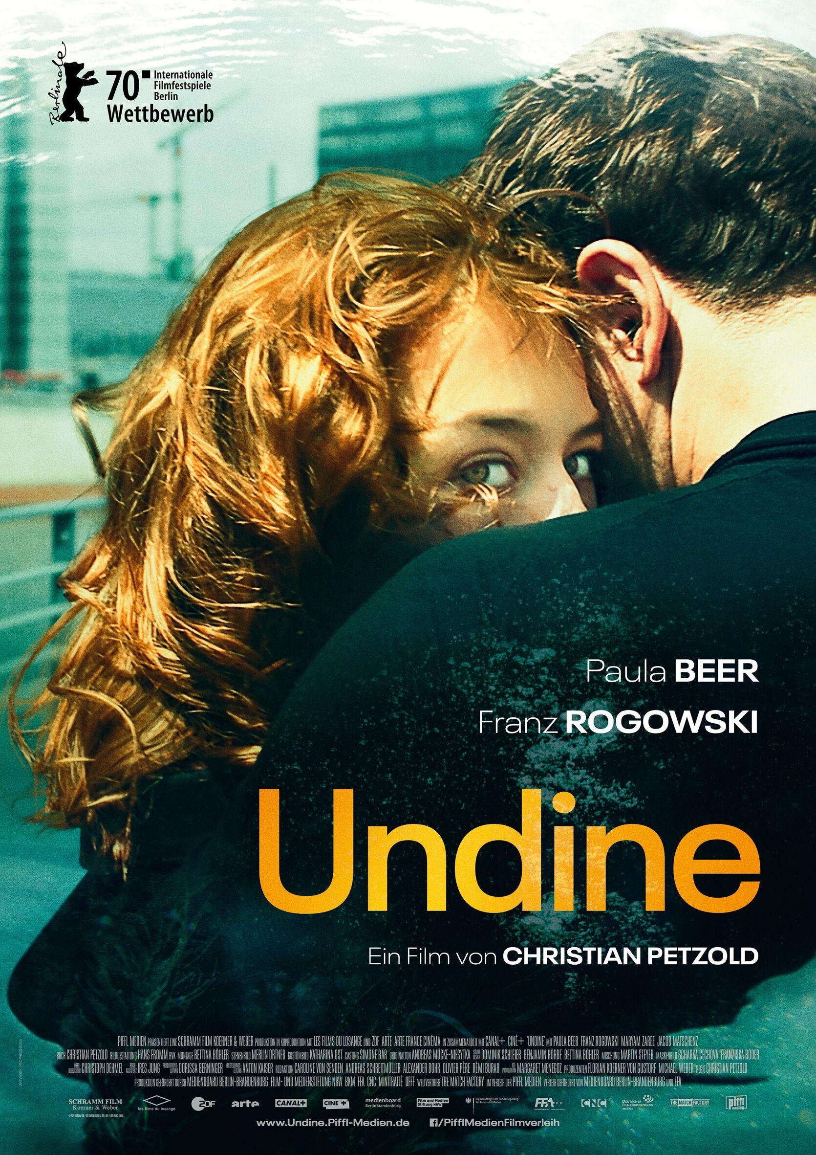 "Image for Christian Petzold mit ""Undine"" im Berlinale Wettbewerb"