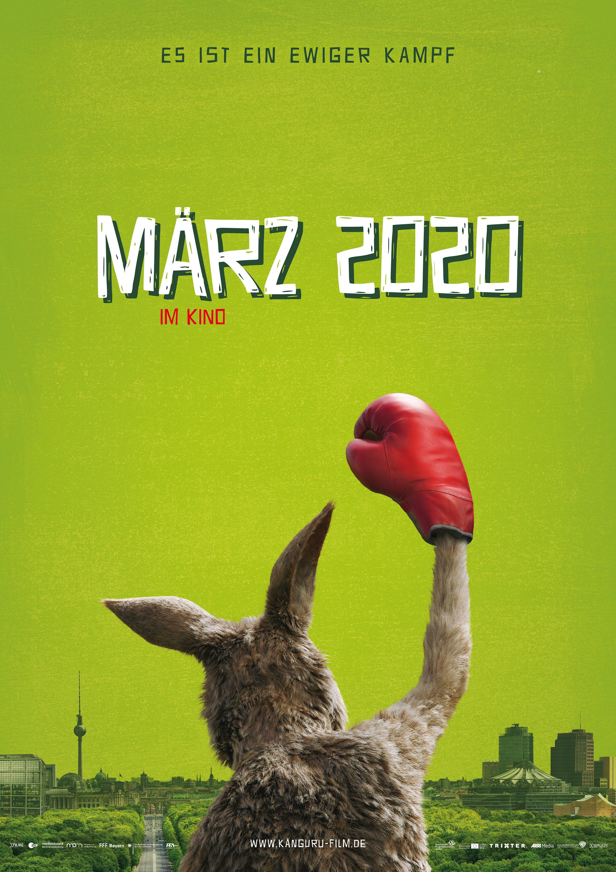 Image for DIE KÄNGURU CHRONIKEN bringt X VERLEIH Marc-Uwe Klings preisgekrönten Millionen- Bestseller in die deutschen Kinos