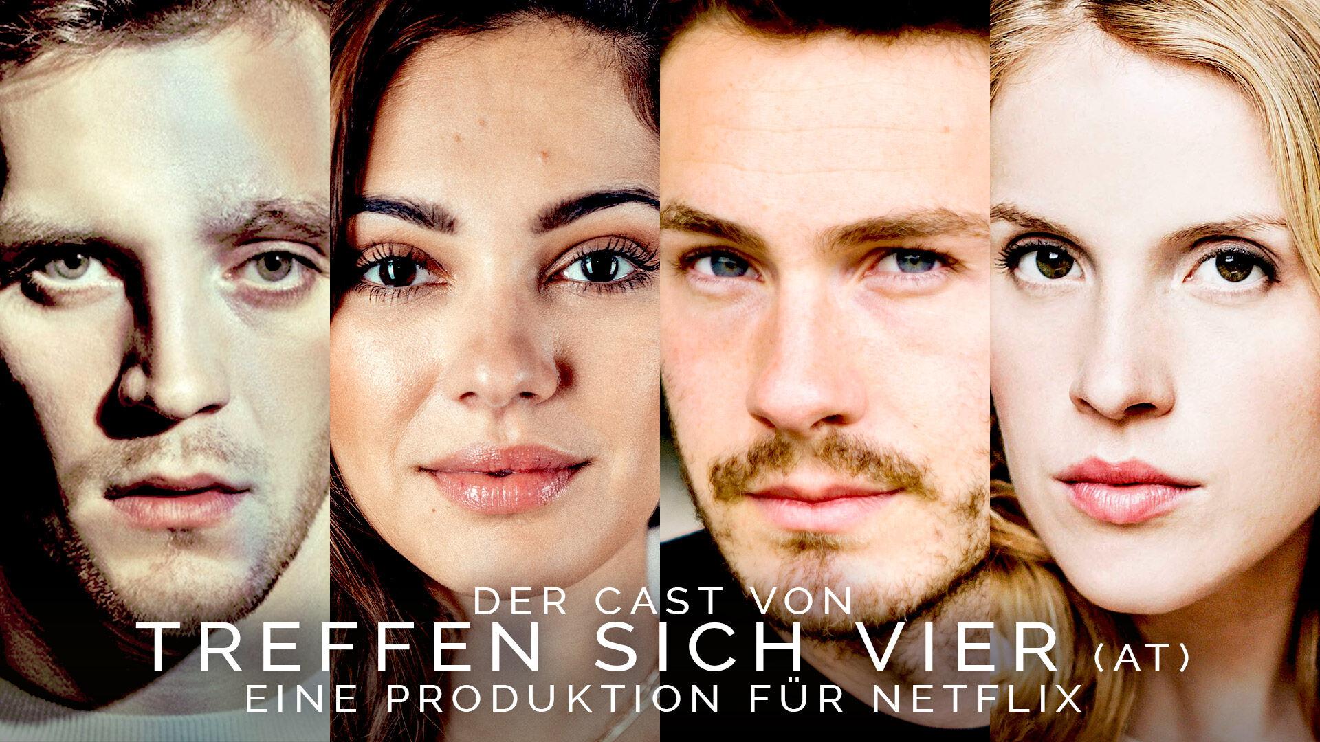 Image for TREFFEN SICH VIER (AT) - bei Netflix voraussichtlich im Herbst 2021