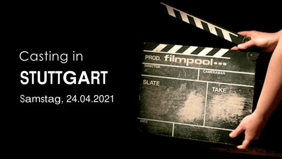 Casting in Stuttgart 2021