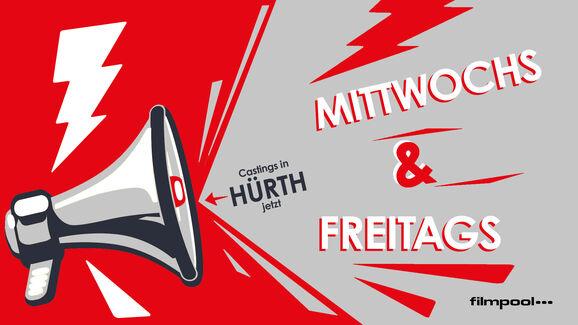 Casting in Hürth 2021