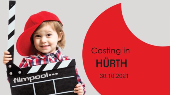 Casting in Hürth (Kinder & Jugendliche) 2021