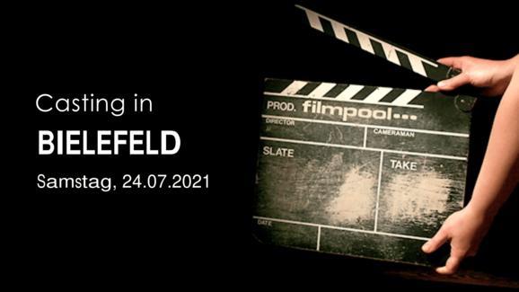Casting in Bielefeld 2021