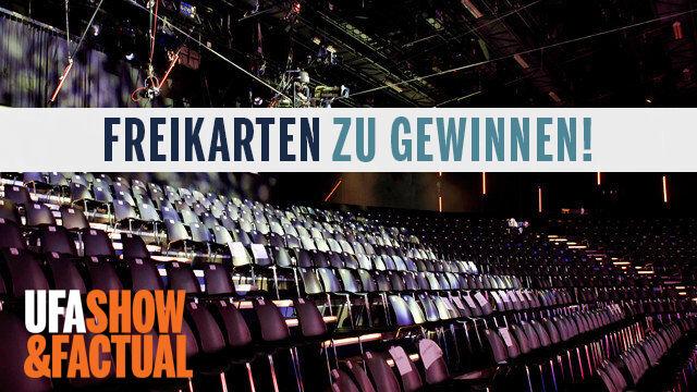 Image for Tickets für spannende Shows - Das UFA SHOW & FACTUAL Ticketing