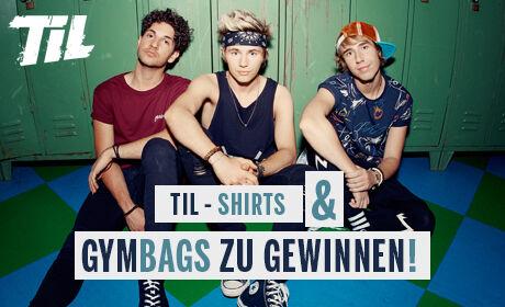 """Image for Gewinnspiel: Die Newcomer-Band """"TIL"""" rockt jetzt auch bei uns!"""