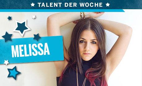 Image for Talent der Woche: Melissa Perilli