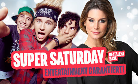 Image for UFA Talentbase - Super Saturday