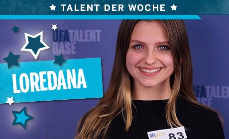 Image for Talent der Woche: Loredana Bono