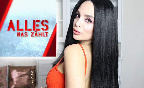 """Image for Talentbase-Entdeckung Zisan bei """"Alles was zählt"""""""