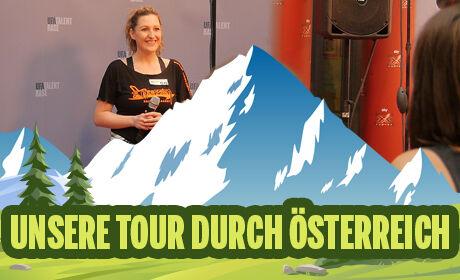 Image for Live-Casting-Tour durch Österreich