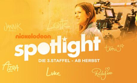 Image for Start der 3. Staffel Spotlight / Nevena Schöneberg