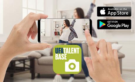 Image for Hol Dir jetzt die Talentbase App!