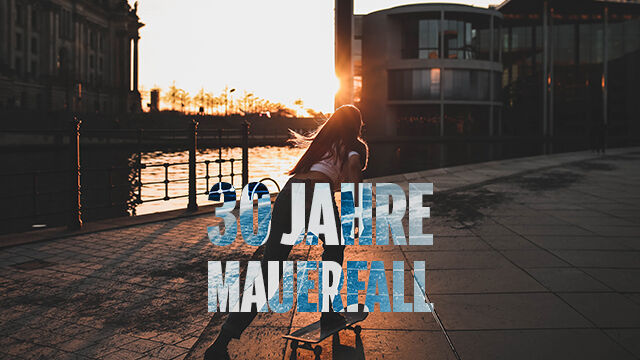 Image for 30 Jahre Mauerfall!