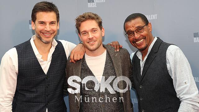 Image for SOKO München: Komparsencasting