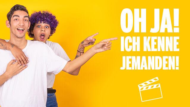 Image for Du musst vor die Kamera! – Vorschlagen & Gewinnen!