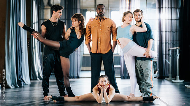 Image for EVEN CLOSER - HAUTNAH: Cast by UFA TALENTBASE